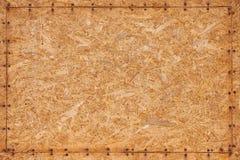 Houten textuur. oude panelen als achtergrond Stock Afbeeldingen