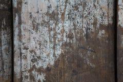 Houten Textuur oude panelen als achtergrond Stock Fotografie