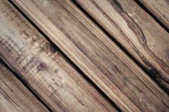 Houten textuur uitstekend patroon als achtergrond stock foto's