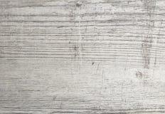 Houten textuur Uitstekende grijze geschaafde houten achtergrond stock foto's