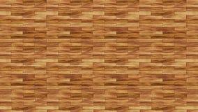 Houten textuur van houten Naadloze bevloering Het lichtbruine hout van Nice royalty-vrije illustratie