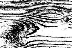 Houten textuur verontruste oppervlakte Oude houten spoorachtergrond Vector illustratie vector illustratie