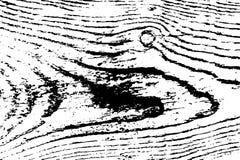Houten textuur verontruste oppervlakte Oude houten spoorachtergrond Vector illustratie royalty-vrije illustratie