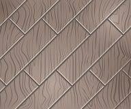Houten textuur voor decoratie Hout B royalty-vrije illustratie