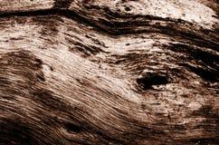 Houten textuurachtergrond bruine houten textuur met natuurlijk geklets Royalty-vrije Stock Afbeelding