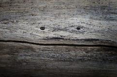 Houten textuurachtergrond bruine houten textuur met natuurlijk geklets Royalty-vrije Stock Fotografie