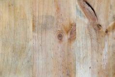 Houten textuurclose-up als achtergrond, Bruine houten textuur Royalty-vrije Stock Afbeelding
