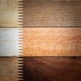 Houten textuurpatroon als achtergrond Royalty-vrije Stock Foto