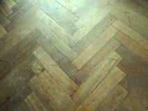 Houten Uitstekende Textuurachtergrond, Oude Vloer Gestreepte Planken stock fotografie