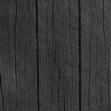 Houten van de de Teerverf van de Plankraad Zwart Houten de Textuurdetail, het Grote Oude Oude Donkere Gedetailleerde Gebarsten Pa Royalty-vrije Stock Afbeelding