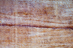 Houten vlakke textuur Royalty-vrije Stock Foto