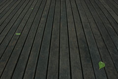 Houten Vloer Royalty-vrije Stock Afbeeldingen