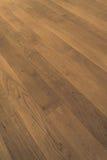 Houten vloer, eiken parket - houten bevloering, eiken laminaat Stock Foto's