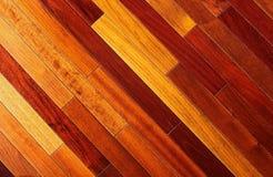 Houten vloertextuur Stock Afbeelding