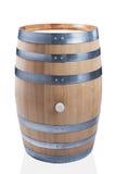 Houten wijnvat stock foto's