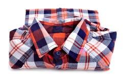 Houthakkersoverhemd stock afbeelding
