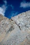 Houtvester Pass op John Muir Trail royalty-vrije stock fotografie