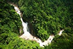 Houw Waterval Narok Stock Foto's