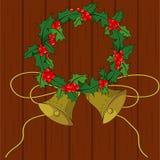 Houx de Noël Photographie stock