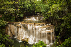 Houy Maekamint Water Fall Stock Image