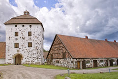 Hovdala Castle Royalty Free Stock Photo