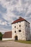 Hovdala Castle Gatehouse Royalty Free Stock Image
