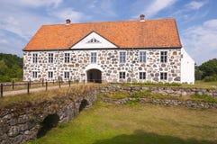 Hovdala Castle Stock Photography