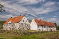 Hovdala Slott Stock Photo