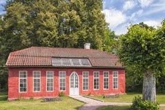 Hovdala Slott Orangery Building Stock Image