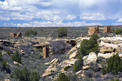 Hovenweep Nat.Monument Stock Photography