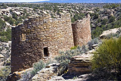 Hovenweep Nat.Monument Royalty Free Stock Photos