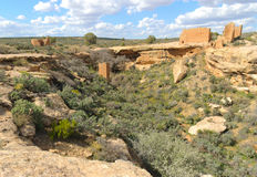 Hovenweep National Monument Stock Image