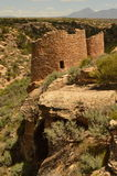 Hovenweep National Monument Royalty Free Stock Photos