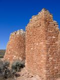 Hovenweep nationales Denkmal Stockfotografie