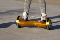 Hoverboard Royalty Free Stock Image