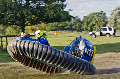 Hovercraft flip Stock Photos