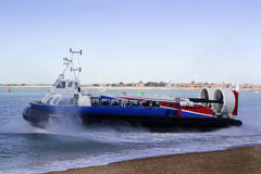 Hovercraft Royalty Free Stock Image