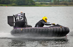 Hovercraft UK national racing Royalty Free Stock Images