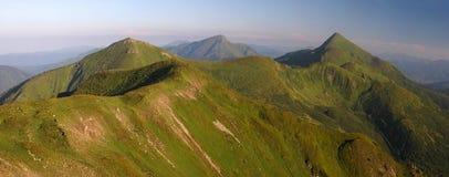 Hoverla, Petros, Chernogora Image libre de droits