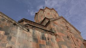 Hovhannavank-Kloster armenien lizenzfreies stockbild