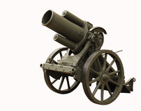 Hovitzer first world war Royalty Free Stock Images