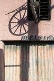 Hovslagare Shop Arkivfoto