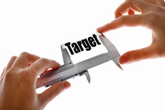 How big is our target Stock Photos
