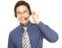 How Can I Help You? Stock Photography