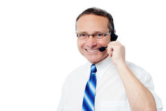 How can I help you today? Stock Photos