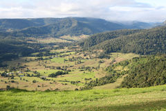 How Green Is My Valley? Royalty Free Stock Images