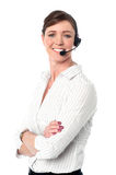 How may I help you today? Royalty Free Stock Image