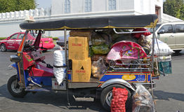 How Much Can a Tuk Tuk Hold? Stock Photos