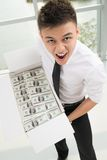 How much money! Royalty Free Stock Images