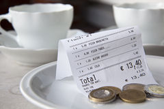How much tip Stock Images